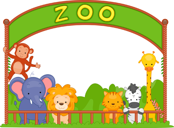 600x442 Zoo Clipart Zoo Field Trip