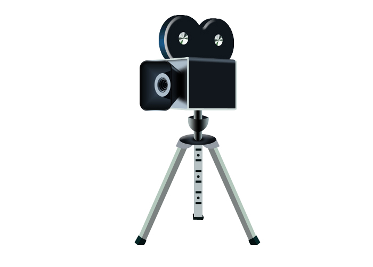 1200x857 Camera Clipart Stand Clipart