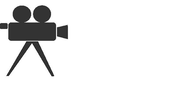 600x301 Videocamera Clip Art