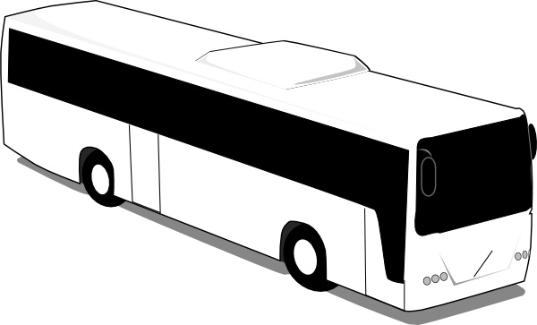 600x363 Travel Trip Bus Clip Art Free Vector In Open Office Drawing Svg