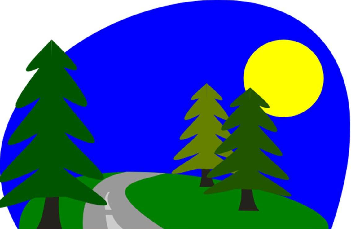 1133x739 Way Clipart Mountain Road