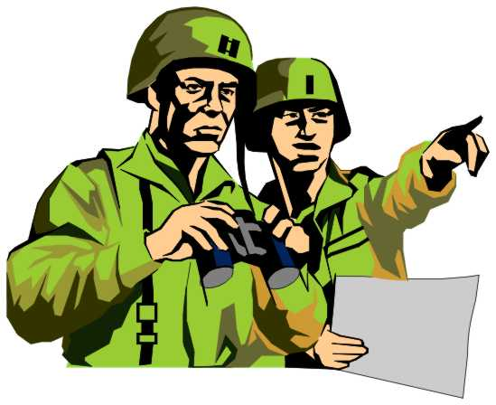 549x448 Military Clip Art Gallery