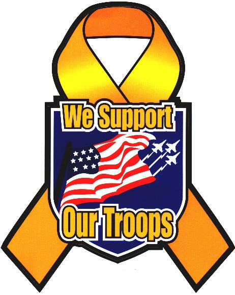 462x579 We Support Our Troops Clip Art Cliparts