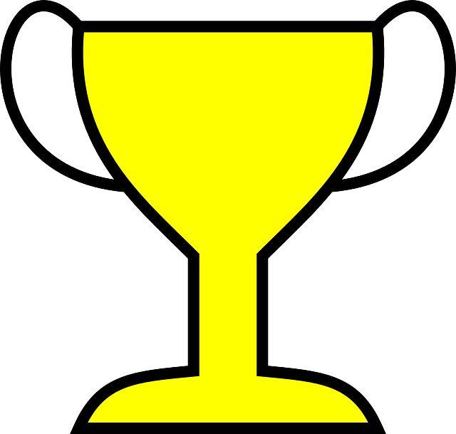Trophies Clipart
