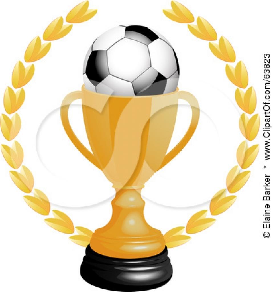 958x1024 Soccer Trophy Clipart For Teachers Trophy Clip Art Free Clipart