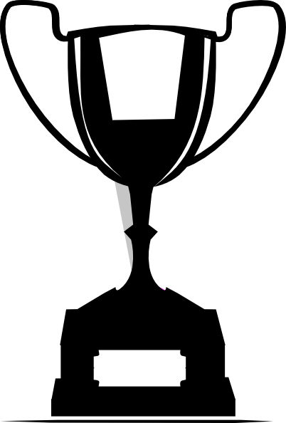 402x594 1 Trophy Black Clipart Kid 2