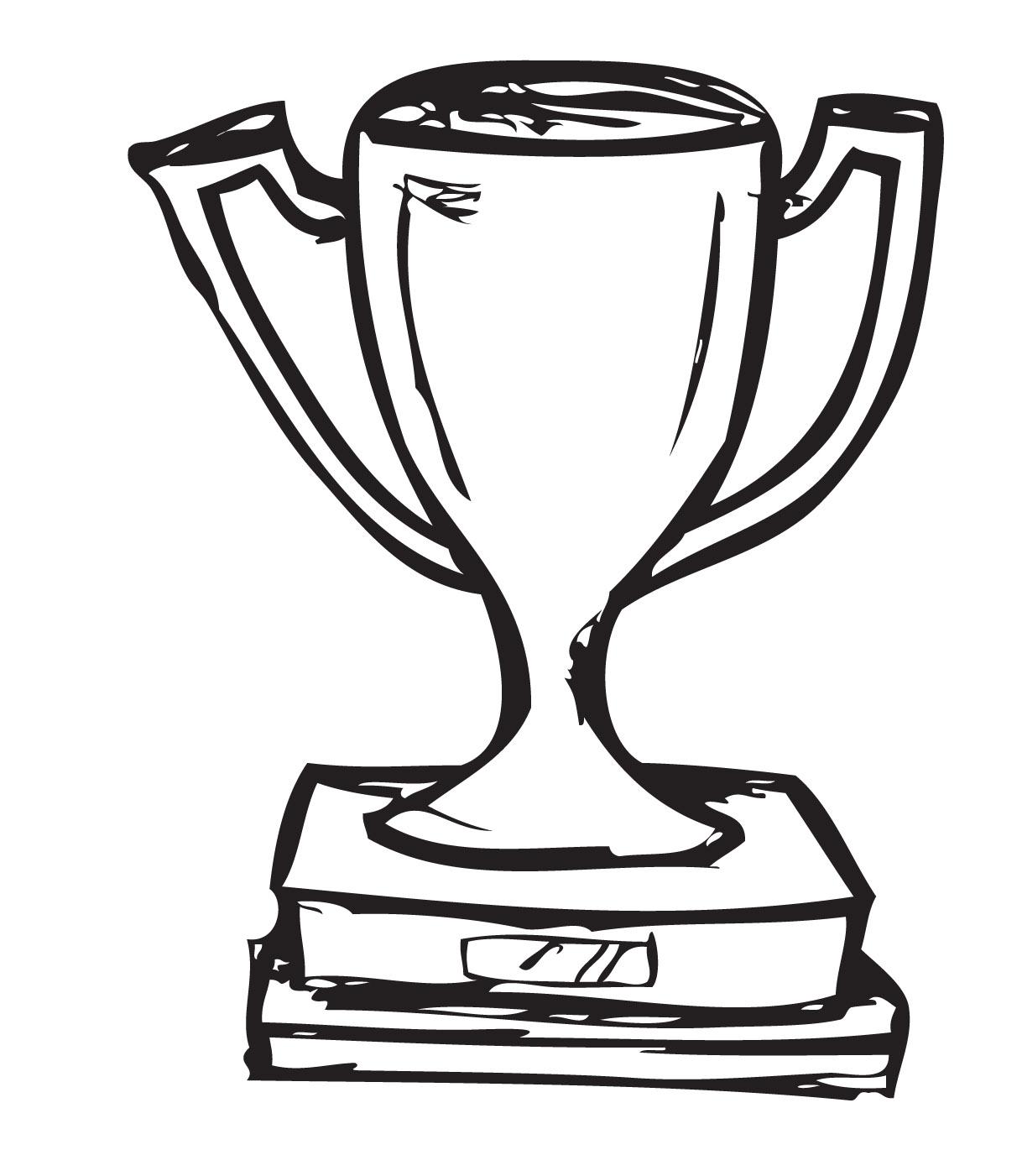 1218x1401 Top 10 Trophy Award Clipart