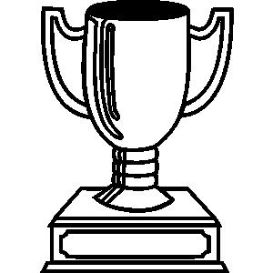 300x300 Transparent Gold Cup Trophy Clipart 7 Image 3