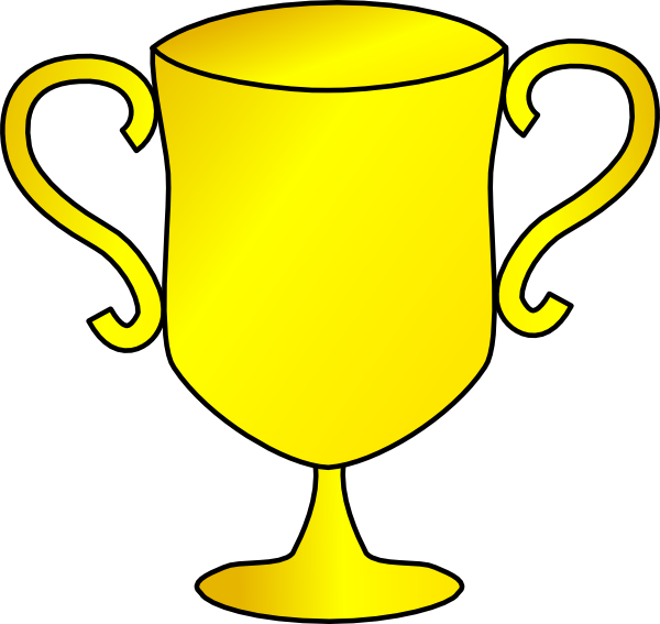 600x567 Trophy Plain Clip Art