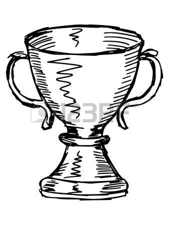 338x450 Trophy Clipart Drawn
