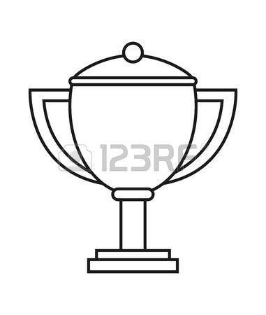 381x450 Trophy Clipart Job