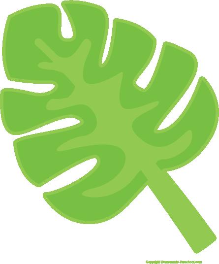 Moana leaf. Tropical leaves clipart free