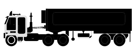580x223 Semi Truck Clipart