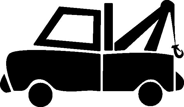 600x351 Truck Black Clip Art