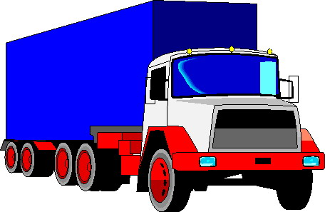 456x297 Free Truck Clipart Truck Icons Truck Graphic Clipart Image