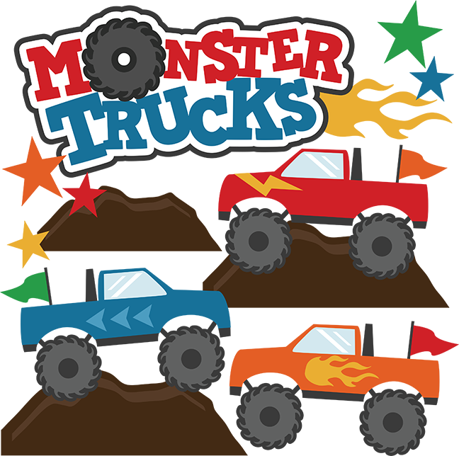 648x644 Monster Truck Clip Art Pictures Free Clipart Images 4