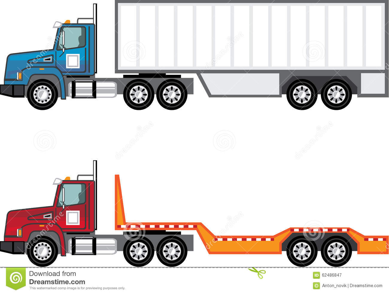 1300x982 Semi Truck Clip Art Free Cliparts