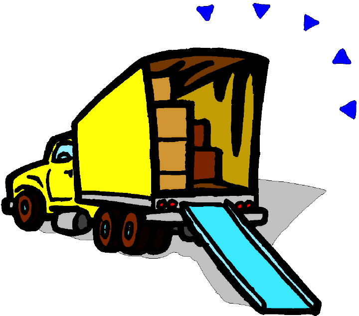 720x634 Pictures Of Moving Trucks Clipart