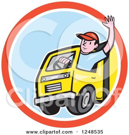 450x470 Graphics For Driving Truck Clip Art Graphics