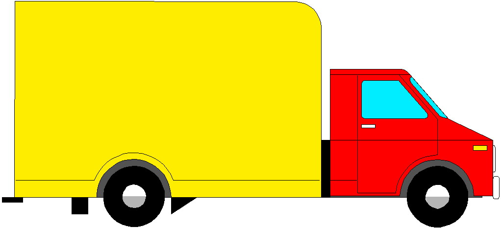 1022x466 Animated Clipart Truck