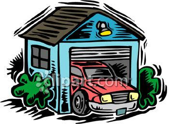 350x256 Car Clipart Garage
