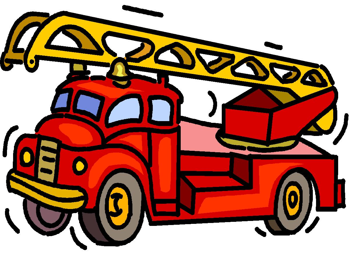 1213x876 Fire Truck Clipart Black And White Free Clipart 5