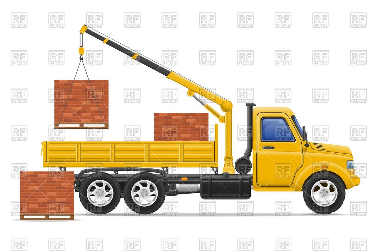 1200x799 Truck Mounted Crane