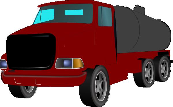 600x373 Vacuum Truck Clip Art