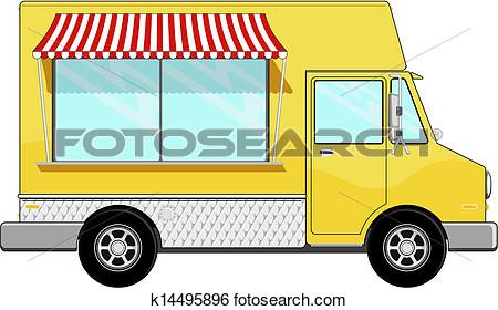 450x280 Truck Clip Art