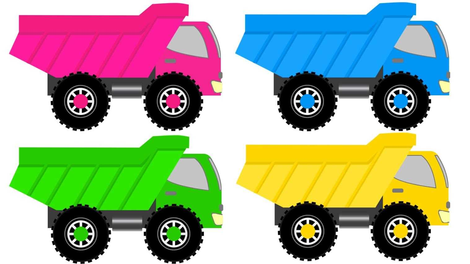 Truck Pictures For Kids