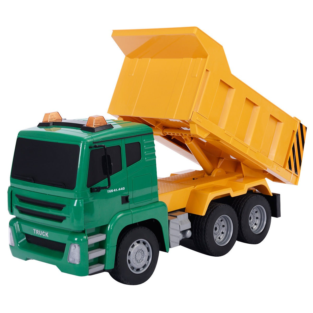 1200x1200 118 5ch Remote Control Rc Construction Dump Truck