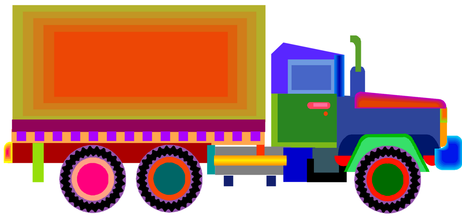 1600x757 Garbage Truck Pictures For Kids