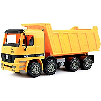 350x350 15 Oversized Friction Dump Truck Construction Vehicle