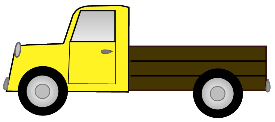 891x394 Truck Clipart Top View Truck Clip Artpropulsion 2