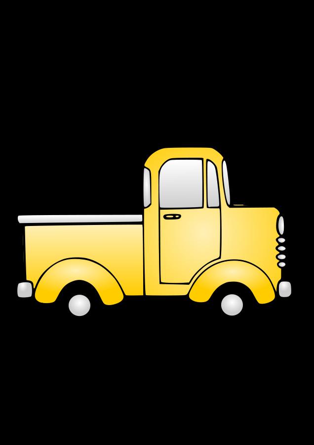 636x900 Truck Clipart Top View Truck Clip Artpropulsion 2