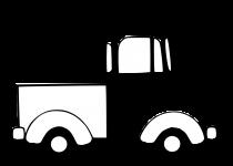 210x150 Clip Art Truck Clip Art