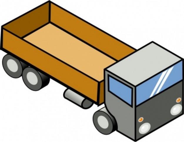 626x483 Clipart Truck