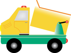300x224 Dump Truck Clipart Image Clip Art Image Of A Toy Drump Truck Image