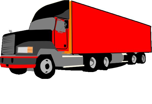 600x410 Trucks Clip Art