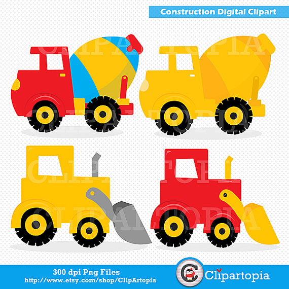 570x570 Construction Digital Clipart Construction
