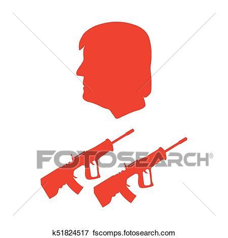 450x470 Donald Trump Clipart And Illustration. 103 Donald Trump Clip Art