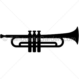Trumpet Clipart Free
