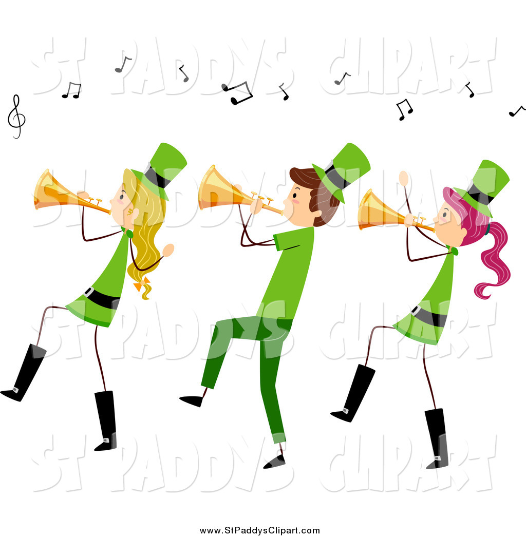 1024x1044 Royalty Free Stick People Stock St. Paddyamps Day Designs