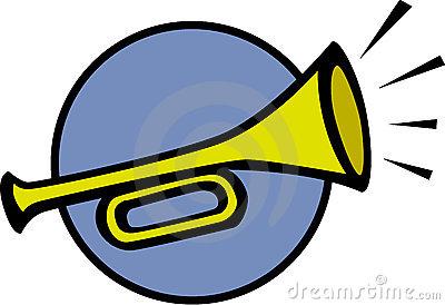 400x274 Trumpet Clipart