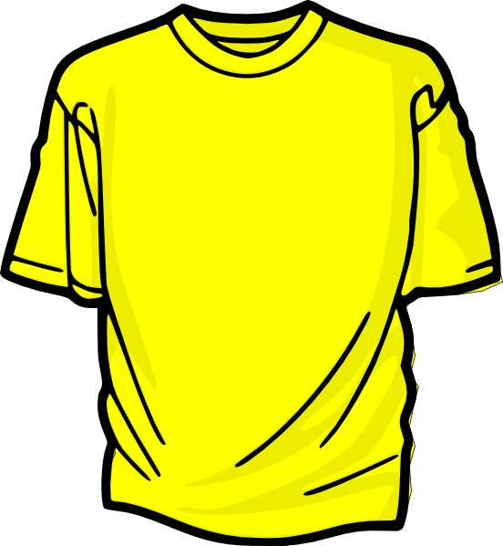 552x599 Shirt Shirt Clip Art Designs Free Shirt Designs Clipart Clipartcow