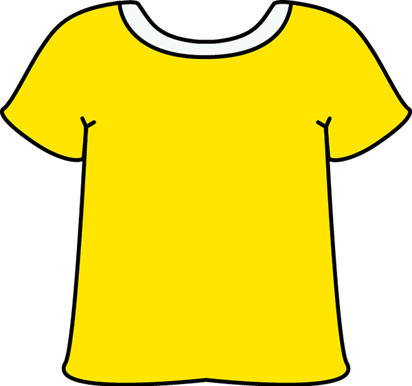 600x562 T Shirt Trends For Shirt Clip Art Image