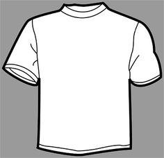 236x228 White T Shirt Clip Art