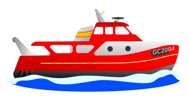 738x402 Tugboat Clipart Cute