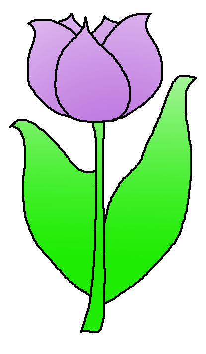 415x710 Image of tulip free download clip art on