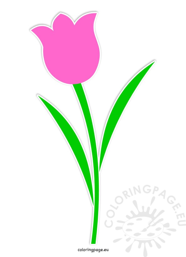 595x822 Top 76 Tulip Flower Clip Art